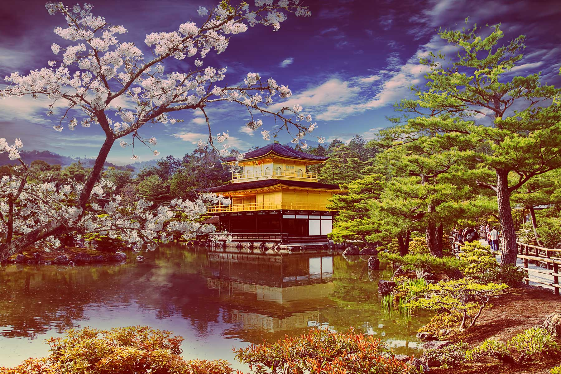 Gold-Temple-Japan