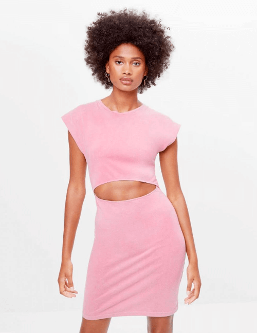 dress-with-shoulder-pads