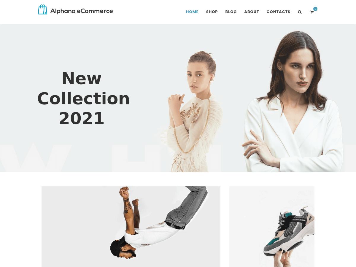 Alphana eCommerce