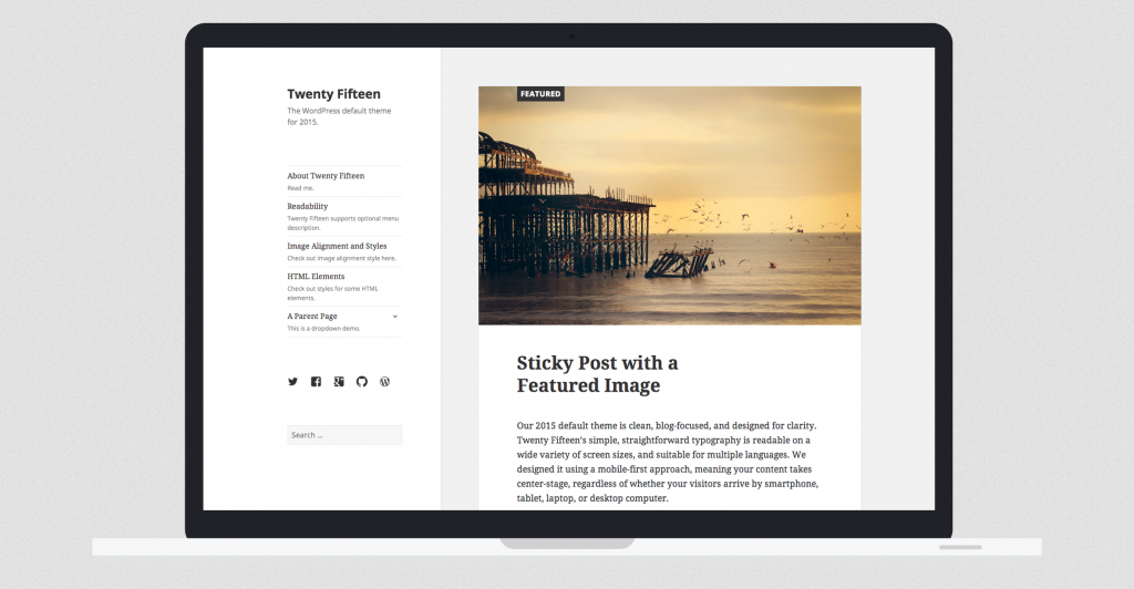 WordPress 4.1.