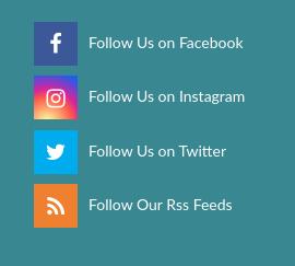Follow us on Widgets