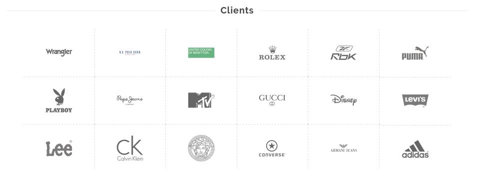 Recent Clients Widget