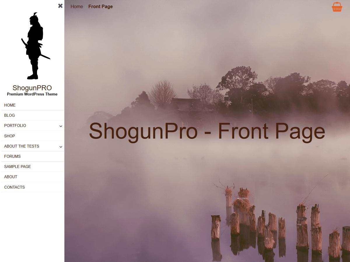 ShogunPro Theme